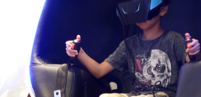 Facebook Buys Studio Behind Hit VR Game Beat Saber