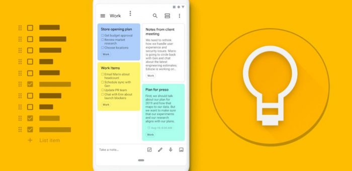 7 Reasons to Actually Start Using Google Keep